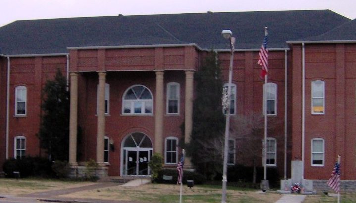 Bledsoe County Tennessee Courthouse